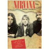 Nirvana Teatro Castello - Roma 1991 (DVD) - Nirvana