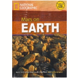Footprint Reading Library - Level 8  3000 C1 - Mars On Earth - British English + Multirom - Rob Waring