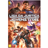 Dc Comics - Liga Da Justiça Vs Jovens Titãs (DVD) - Sam Liu (Diretor), Bryan Q. Miller