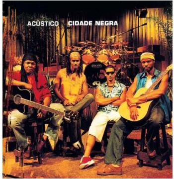Cidade Negra - Cidade Negra Acústico (CD)