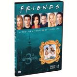 Friends - 3ª Temporada Completa (DVD) - Vários (veja lista completa)