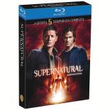 Supernatural - Sobrenatural - 5ª Temporada Completa (Blu-Ray) - Jared Padalecki, Jensen Ackles