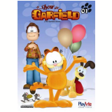 Show do Garfield, O - Volume 01 (DVD) - Jim Davis (Diretor)
