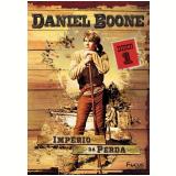 Daniel Boone - Império da Pedra - Volume 1 (DVD) - Fess Parker, Earl Bellamy