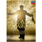 Luciano Pavarotti - Bravo Pavarotti (DVD) - Luciano Pavarotti