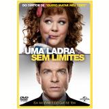 Uma Ladra Sem Limites (DVD) - Melissa McCarthy, Jason Bateman, Jon Favreau