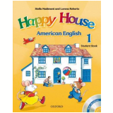 American Happy House 1 Student Book With Multirom Pack -