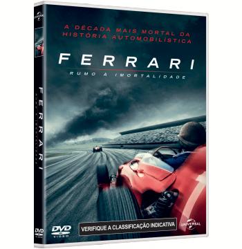 Ferrari - Rumo à Imortalidade (DVD)