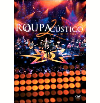 Roupa Nova - Roupacústico - Ao Vivo (Vol. 2) (DVD)