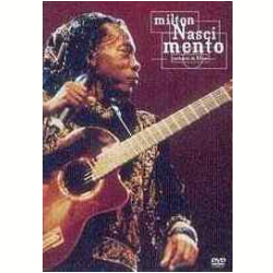 DVD - Milton Nascimento - Tambores de Minas - Milton Nascimento - 5050466016126