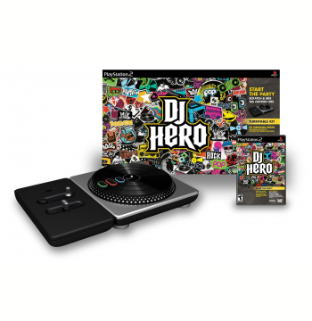 DJ Hero (Bundle) (PS2)