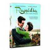 Rapsódia (DVD) - Elizabeth Taylor, Vittorio Gassman