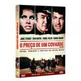 O Preço de um Covarde (DVD) - James Stewart, Dean Martin, Raquel Welch