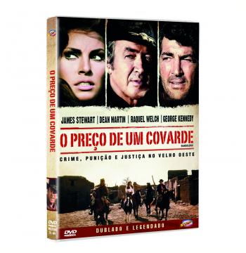 O Preço de um Covarde (DVD)
