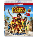 Piratas Pirados! (3D) (Blu-Ray) - Hugh Grant