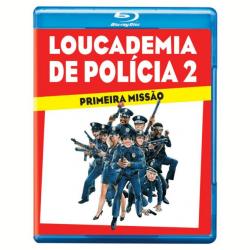 Blu - Ray - Loucademia de Polícia ( Vol. 2 ) - A Primeira Missão - Vários ( veja lista completa ) - 7892110144124