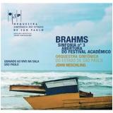 Osesp - Brahms: Sinfonia N. 3 (CD) - Osesp