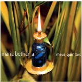 Maria Bethânia - Meus Quintais (CD) - Maria Bethânia