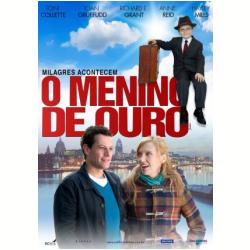 DVD - O Menino De Ouro - Toni Collette - 7898920255494