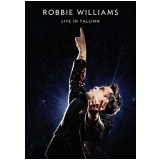 Robbie Williams - Live In Tallinn (DVD) -