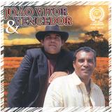 João Vitor & Vencedor - João Vitor & Vencedor (CD) - João Vitor & Vencedor