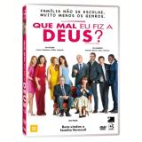 Que Mal Eu Fiz A Deus? (DVD) - Christian Clavier, Chantal Lauby, Ary Abittan