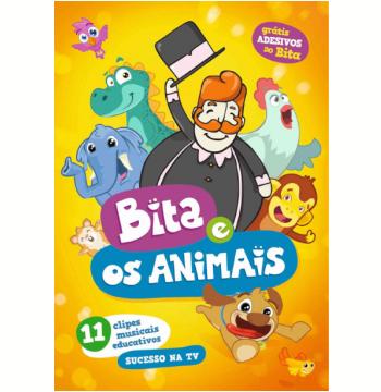 Bita E Os Animais (DVD)