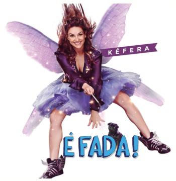Kéfera - É Fada! - Trilha Sonora Do Filme (CD)