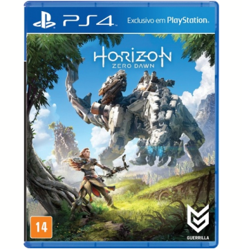 Horizon - Zero Dawn (PS4)