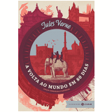 A Volta Ao Mundo Em 80 Dias - Jules Verne