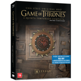 Game Of Thrones - A 5ª Temporada Completa - Stelbook (Blu-Ray) - DAVID BENIOFF