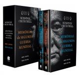 Box - Memórias da Segunda Guerra Mundial (2 Vols.) - Winston Churchill