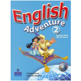English Adventure: Student´s Book 2 - José Luis Morales, Cristiana Bruni