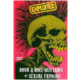 Rock & Roll Outlaws + Sexual Favours (DVD) - The Exploited