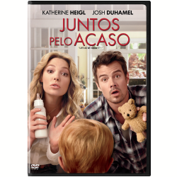 DVD - Juntos Pelo Acaso - Josh Duhamel, Josh Lucas, Katherine Heigl - 7892110115841