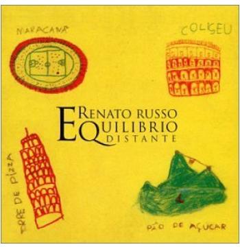 Equilíbrio Distante - Renato Russo (CD)
