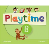 Playtime B Class Book - Claire Selby