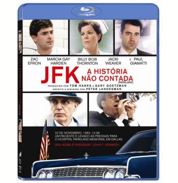 JFK - A História Não Contada (Blu-Ray)