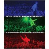 Peter Gabriel - Live In Athens 1987 (blu-ray+dvd) (Blu-Ray) -