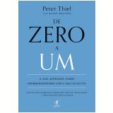 De Zero a Um - Blake Masters, Peter Thiel