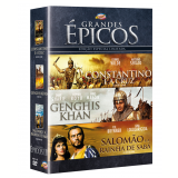 Box Grandes Épicos Vol. 03 (DVD) - Vários (veja lista completa)