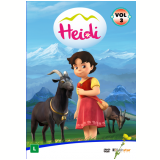 Heidi - Vol. 3 (DVD) - Jerome Mouscadet
