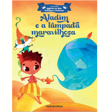 Aladim e a lâmpada maravilhosa (Vol. 03)
