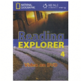 Reading Explorer 4 - Dvd (CD) -