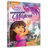 Dora e Seus Amigos: Mistérios Mágicos (DVD) - George Chialtas, Allan Jacobsen