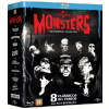 Cole��o Monsters - 8 Cl�ssicos do Terror (Blu-Ray)