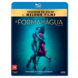 A Forma da Água (Blu-Ray) - Guillermo del Toro (Diretor)