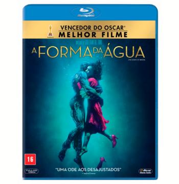 A Forma da Água (Blu-Ray)