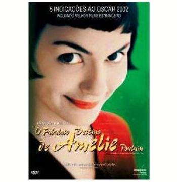 O Fabuloso Destino de Amélie Poulain (DVD)