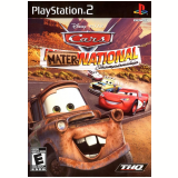 Cars Mater-National Championship (PS2) -